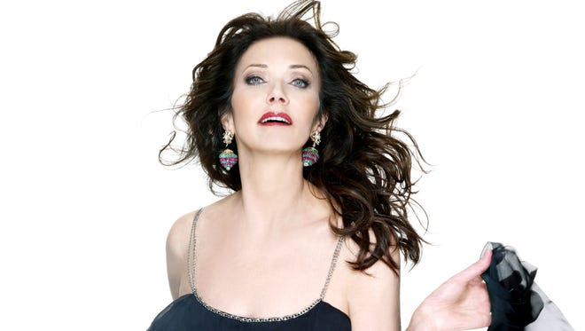 Lynda Carter will perform at The Show at Agua Caliente Casino Resort Spa on Saturday.