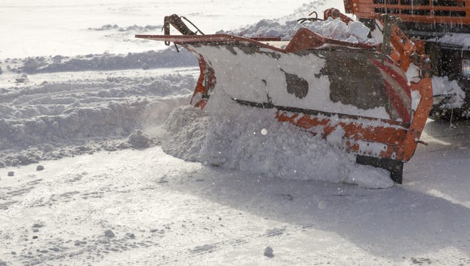 It took Dover Township over 70 hours after the snow started before the plow trucks entered our neighborhood.