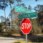 Indianhead Acres names honor original inhabitants