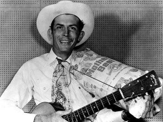 Hank Williams had premonition of death: Jan. 2, 1953