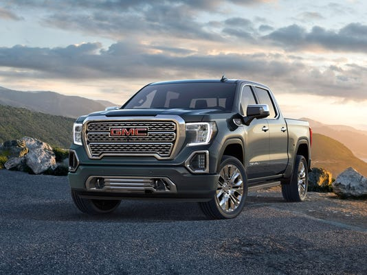 Photos: 2019 GMC Sierra