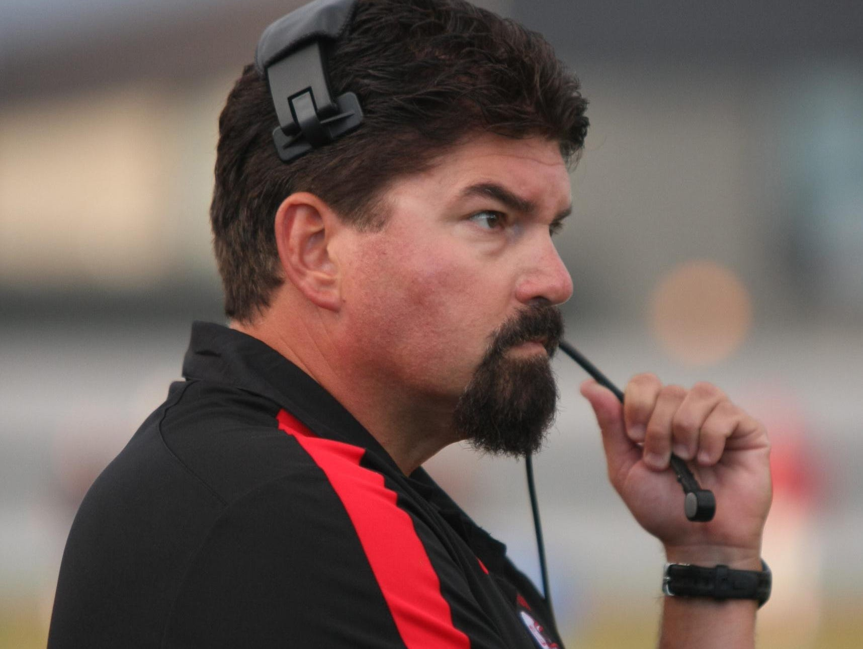 Veteran Canton football coach Tim Baechler continues to rack up lofty honors.