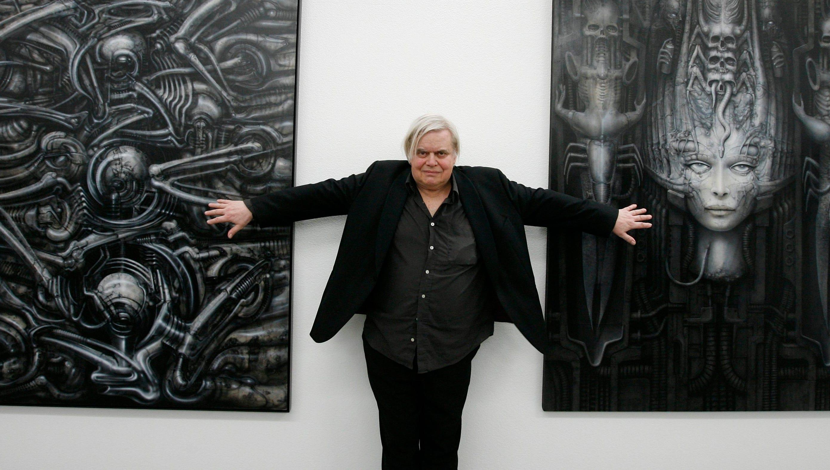 Alien' artist H.R. Giger dies at 74