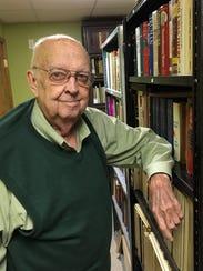 Gordon McCann, 86, is one of the Ozarks' premier historians.
