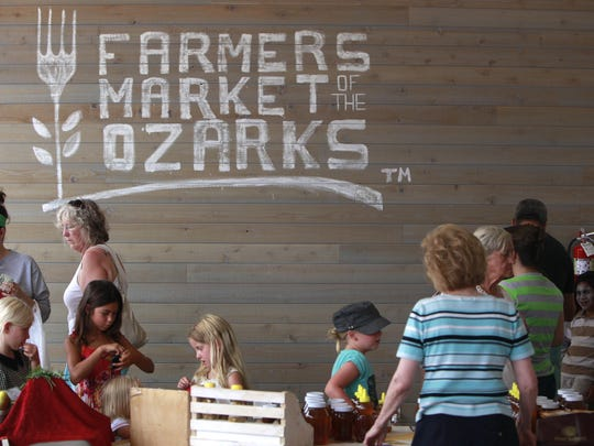 Farmers Market of the Ozarks will celebrate Earth Day