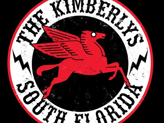 The band logo for The Kimberlys
