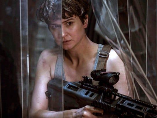 """Katherine Waterston stars in """"Alien: Covenant,"""" in"""