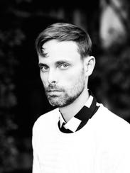 Author Ransom Riggs