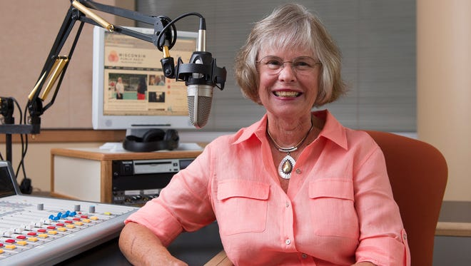 Kathleen Dunn, who has hosted a talk show on Wisconsin Public Radio since 1993, is retiring in August 2017.