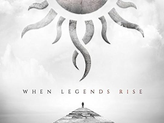 """When Legends Rise"" by Godsmack"