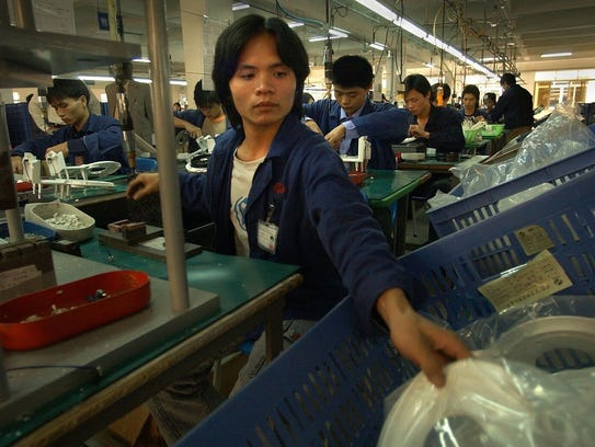china u0026 39 s economic boom hits home