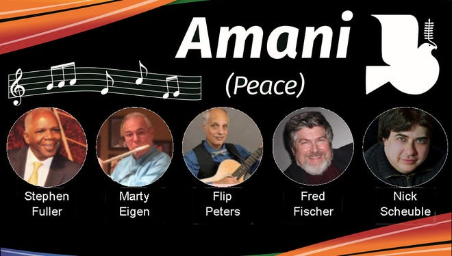 "The Watchung Arts Center will celebrate the arrival of Spring on Saturday, March 24, with a concert, appropriately titled ""Spring Is Here!"" by Amani. The performance will begin at 8 p.m. and will be followed by a dessert reception offering an opportunity to meet the musicians."
