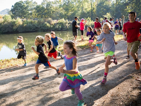 The ninth annual Rock the Quarry 5K Sept. 17 takes