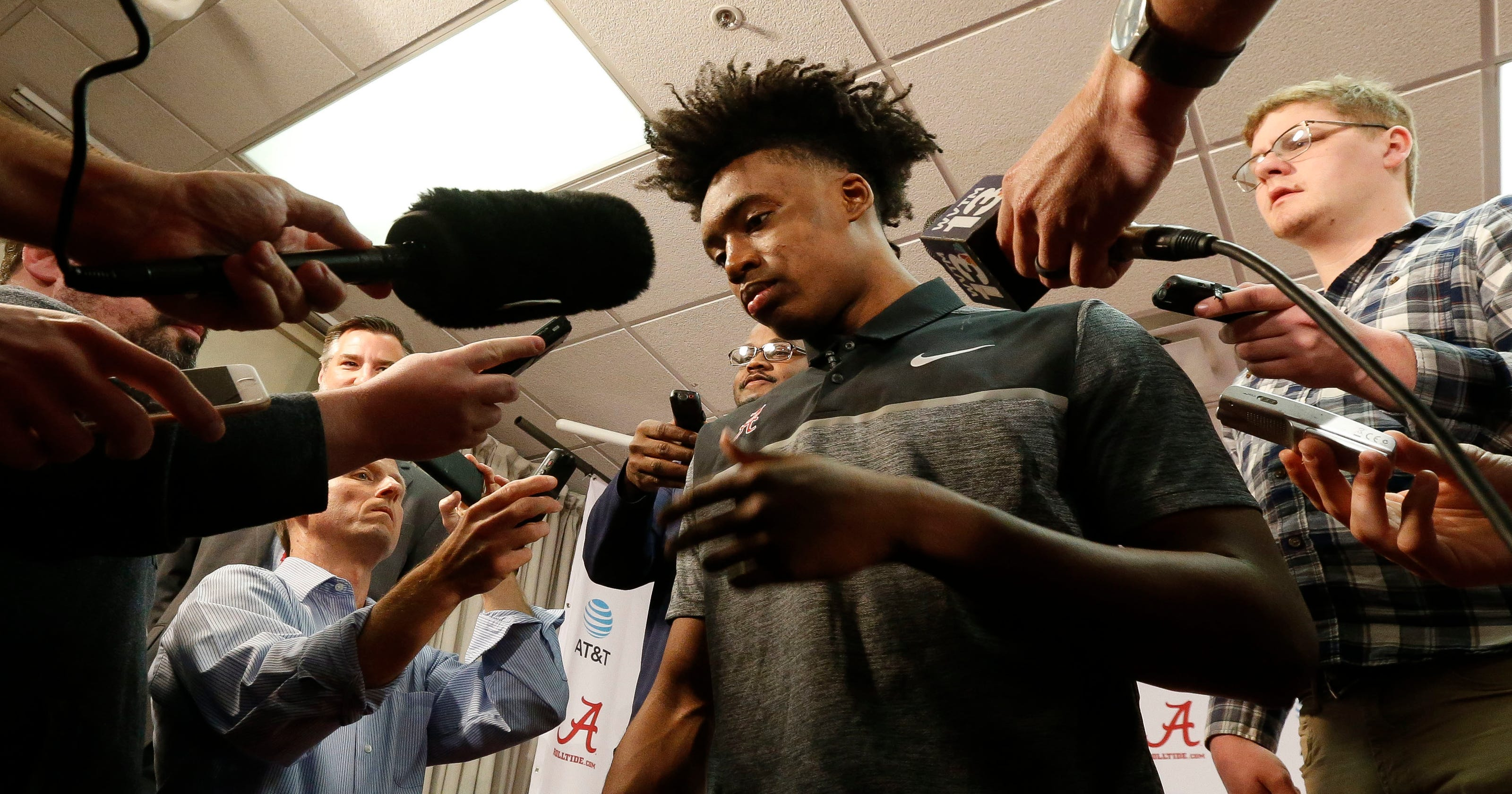 14c674ad5cd Alabama freshman guard Collin Sexton declares for NBA draft