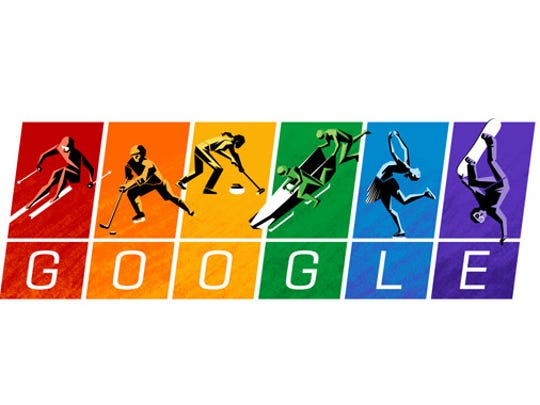 google doodle for sochi olympics gay rights