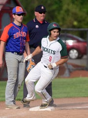 Oak Harbor's Adam Ohms was first-team all-SBC Bay Division.