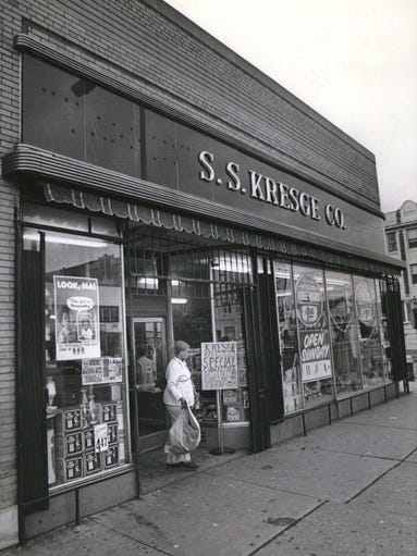 Kresge And Kmart Historical Photos