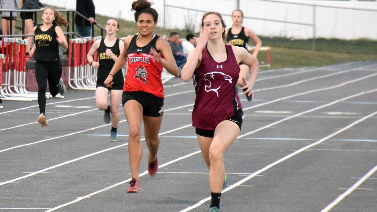 The Stuarts Draft junior has already qualified for the VHSL Class 2 state meet in both the 200 and 400.