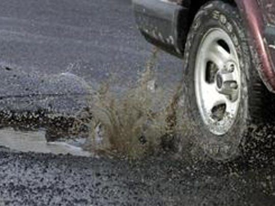 Assemblymen Kenneth Zebrowski and James Skoufis have asked the state transportation department to fix potholes on the Palisades Interstate Parkway from Exit 10 in New City to the Bear Mountain traffic circle.