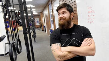 Phil Lennon describes himself as teaching holistic fitness. He is owner of CrossFit Staunton and Staunton Health and Fitness.