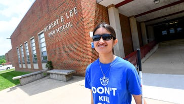 Lee: Senior ready to spread her wings