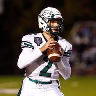 Montville quarterback Michael Burke can run, pass, tackle