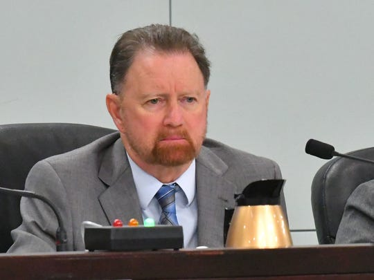 "Brevard County Commissioner Jim Barfield said Commissioner John Tobia's email ""leads you to believe that we just like to raise fees and taxes, which is pretty much ridiculous, because we hate paying taxes, too."""