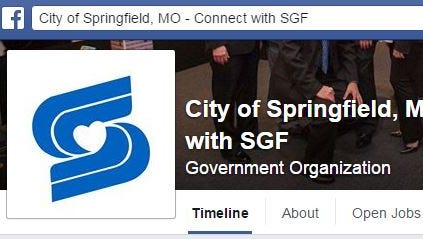 The City of Springfield's Facebook page is subject to open records law, but those of individual council members are not.