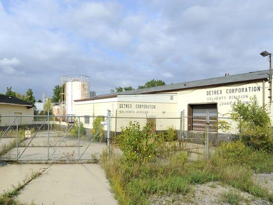 The former Midwest Memorial Building / former Detrex