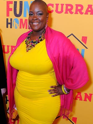 """Sonya Renee Taylor attends the Re-Opening of the Curran Theater with the Tony Award Winning Best Musical """"Fun Home"""" on January 26, 2017 in San Francisco, California."""