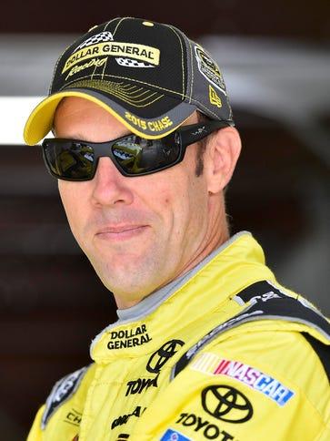 NASCAR Sprint Cup Series driver Matt Kenseth will start