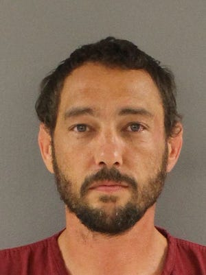 """Franklin Delano (Dale) Jeffries II, 43, of Knoxville, was arrested by FBI agents on Wednesday after posting on Facebook that he had a bomb and that """"everyone in Knoxville will die on Thanksgiving."""""""