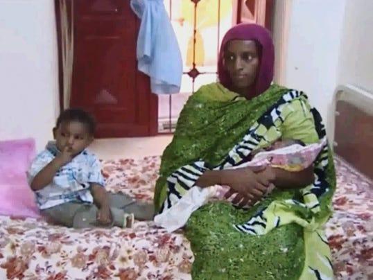 AP Mideast Sudan