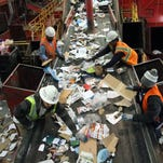Curbside recycling in jeopardy as ban pushes contractor to seek larger payouts