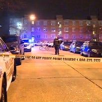 A man was shot in the abdomen on 24th Street NE in DC