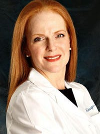 Dr. Amy Newburger, a dermatologist with WESTMED in Scarsdale, has seen patients with infections acquired from salons.