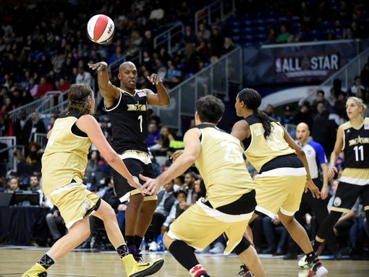 NBA: All-Star Celebrity Game