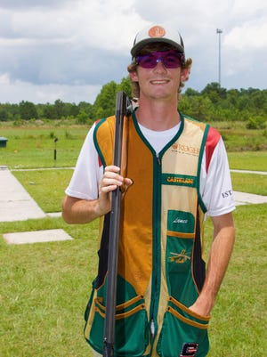 Lance Durrence is a 2020 graduate of Pinewood Christian Academy and a member of the 17 South Rod and Gun Club target shooting team.