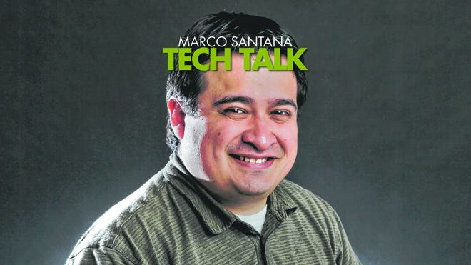 Tech talk with Marco Santana