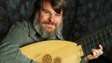 Lute master to play at 2 NYS Baroque concerts