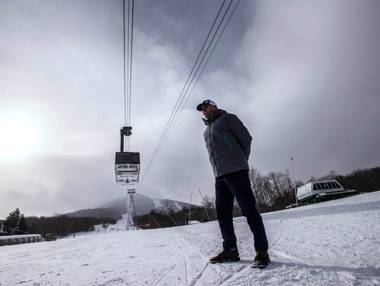 Jay Peak Resort Manager Steve Wright has been managing social media feedback for more than 20 years.
