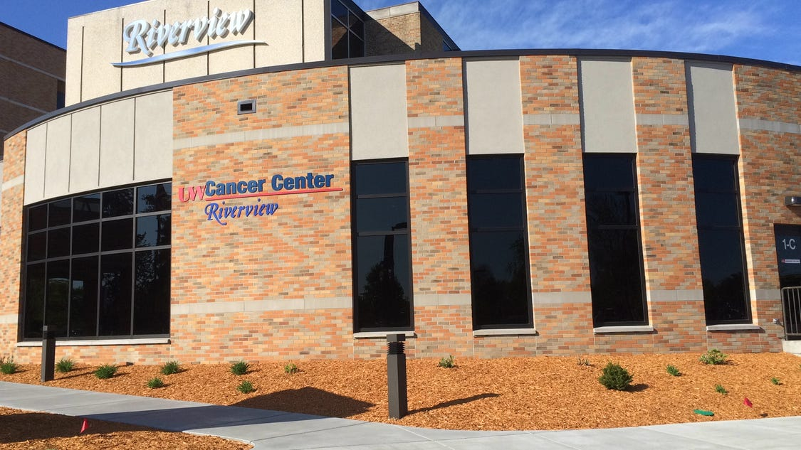 Uw cancer center riverview plans open house for Best selling house plans 2015