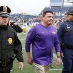Ensminger's 2016 offense at LSU put up record numbers; Derrius Guice leaving early