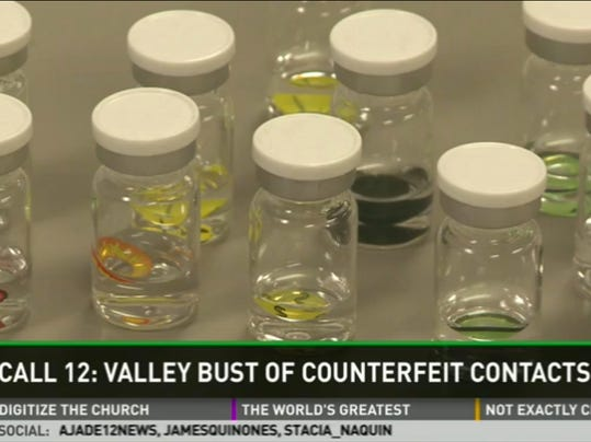 call12 counterfeit contacts