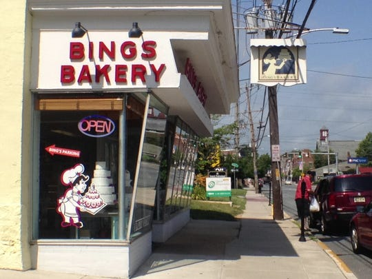 Bing's Bakery has operated in downtown Newark since 1946.