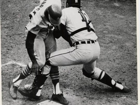 Tigers left fielder Willie Horton says of this Game