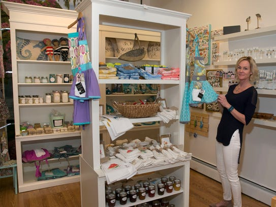 Heather MacConnell owns Artisan Spirit, a store in