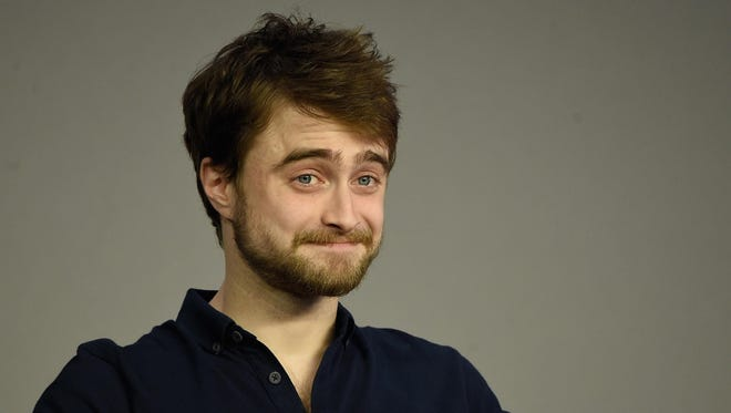 """Imperium"" marks yet another bold career move for Daniel Radcliffe, 27."