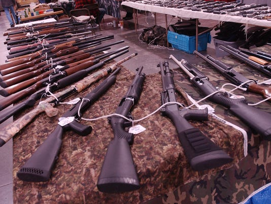 Springfield rifle gun firearm News-Leader