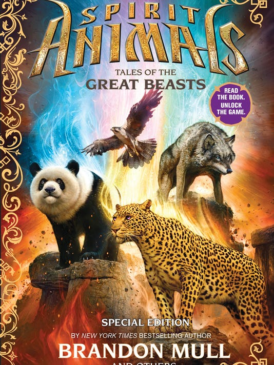 Great Beasts Cover